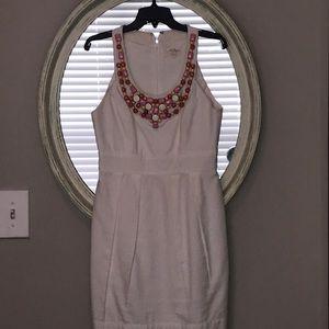 Shoshanna Beaded Dress